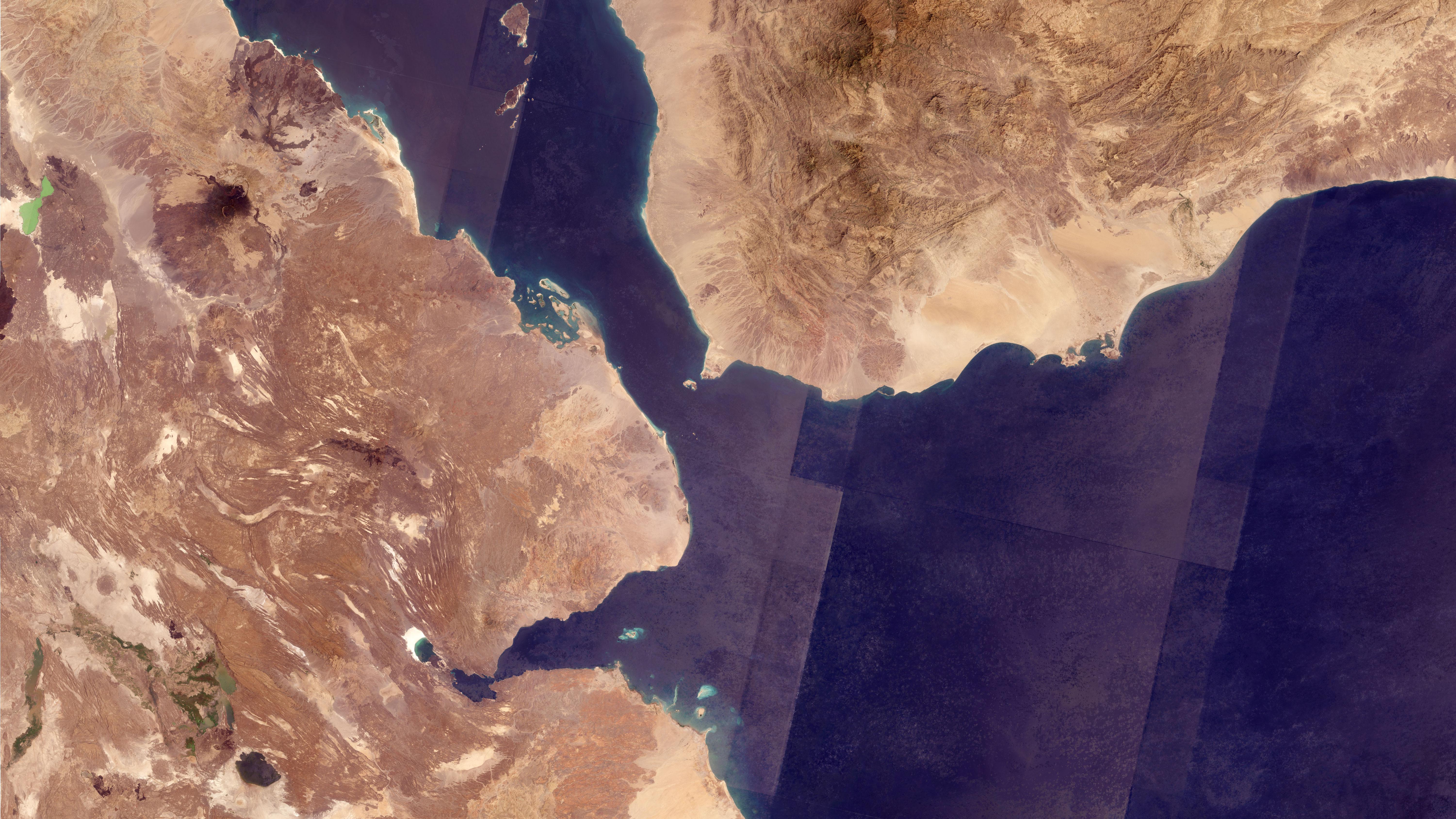 Mandab Strait