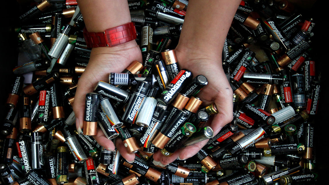 A New Sulfur Battery Takes On Storing Energy Quot At The