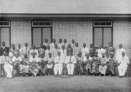 Photograph by Chief S.O. Alonge, c. 1942 - 1966 Ideal Photo Studio, Benin City, Nigeria
