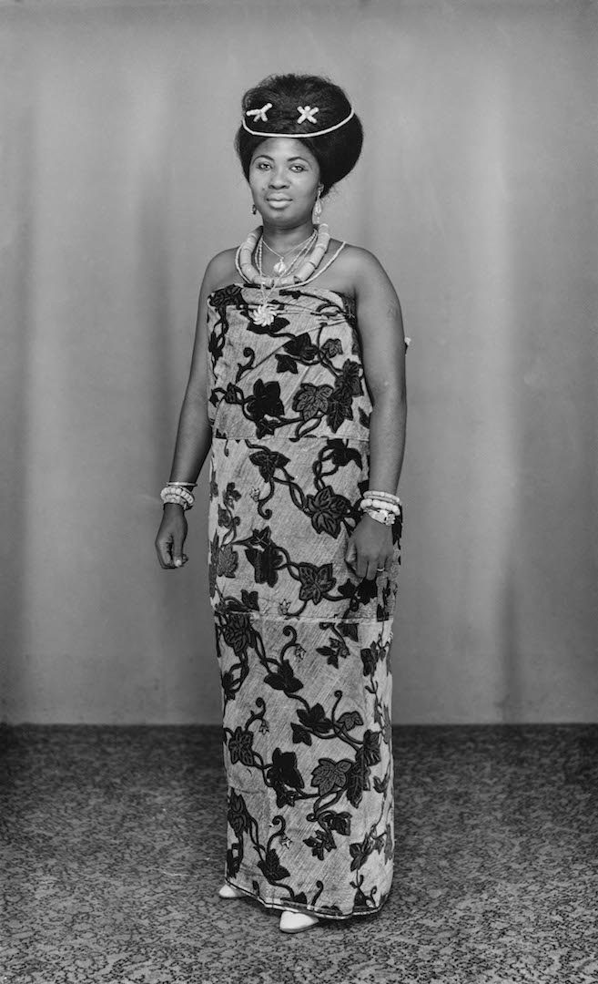 Photograph by Chief S.O. Alonge, c. 1942 - 1966 Ideal Photo Studio, Benin City, Nigeria.