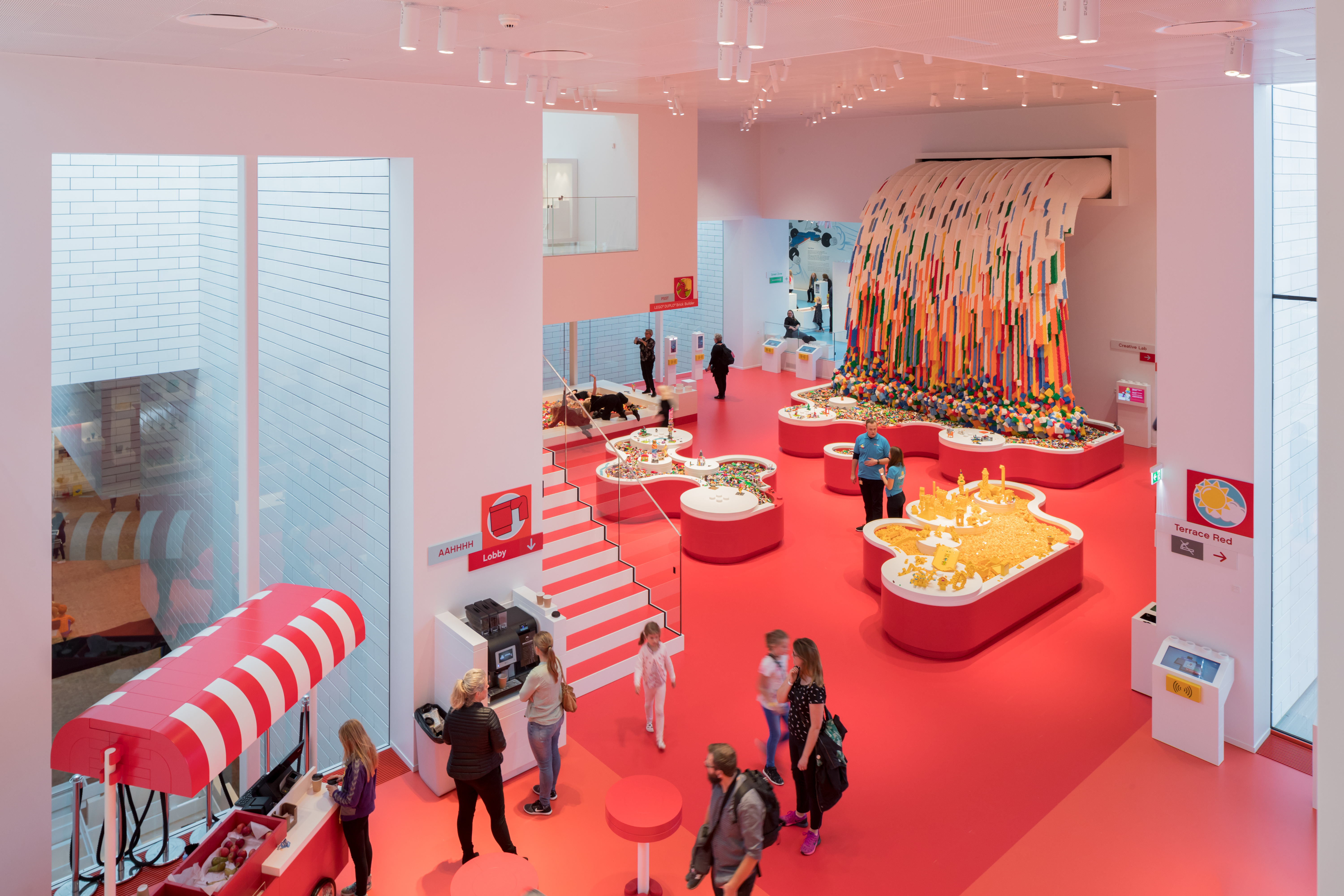 Lego S New Museum In Billund Denmark Is A Shrine To The