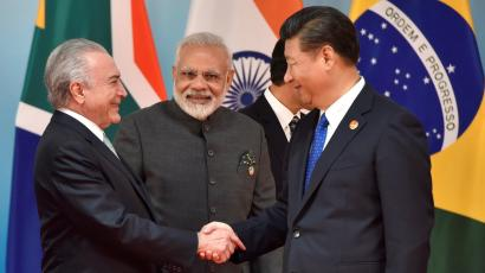 India-China-BRICS-politics