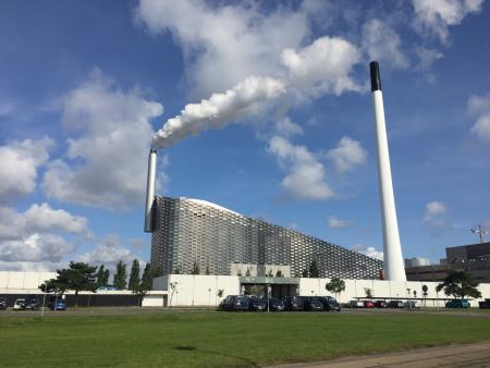 CopenHill, Copenhagen's newest waste to energy plant.