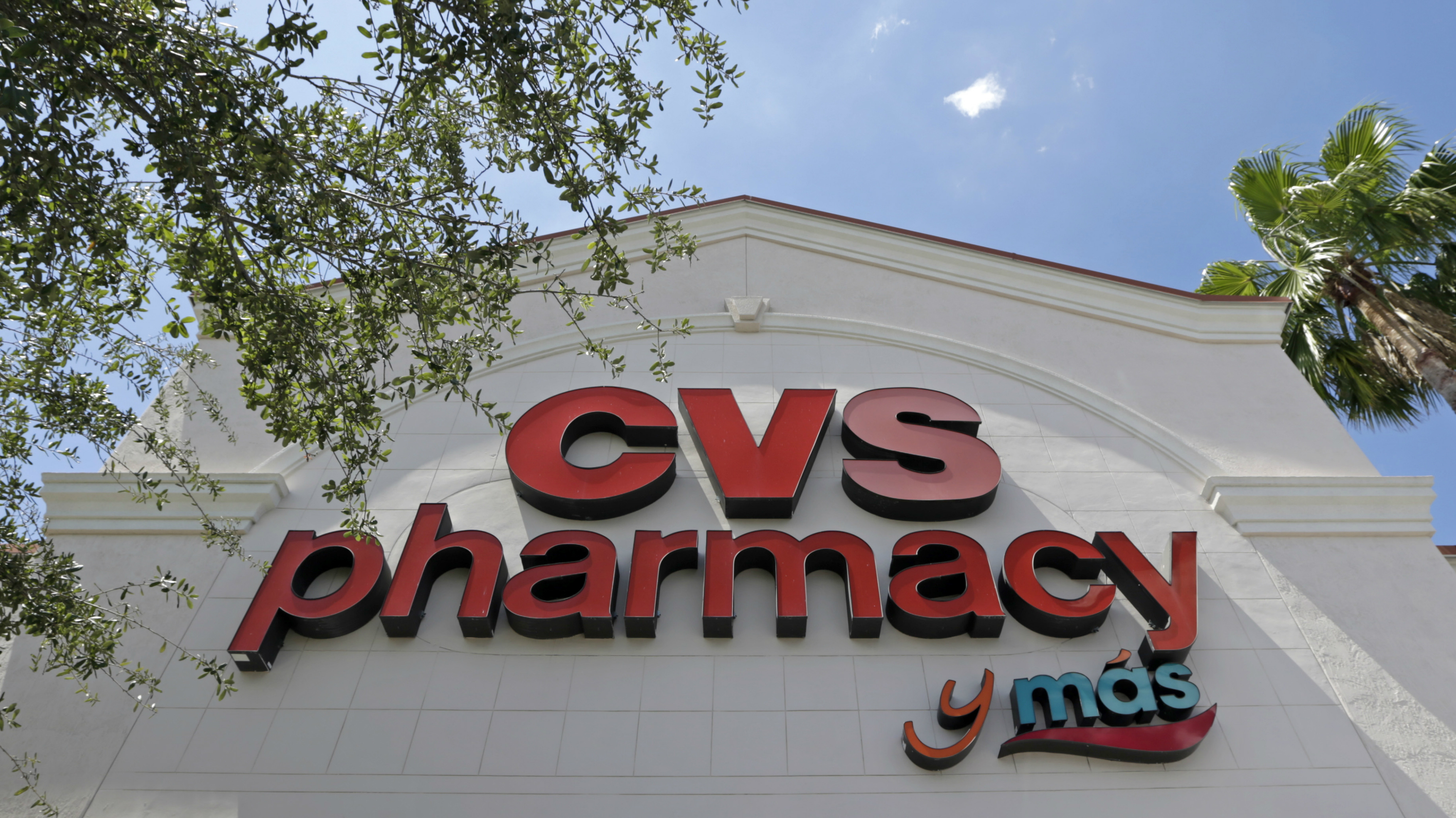 CVS looks for coverage.