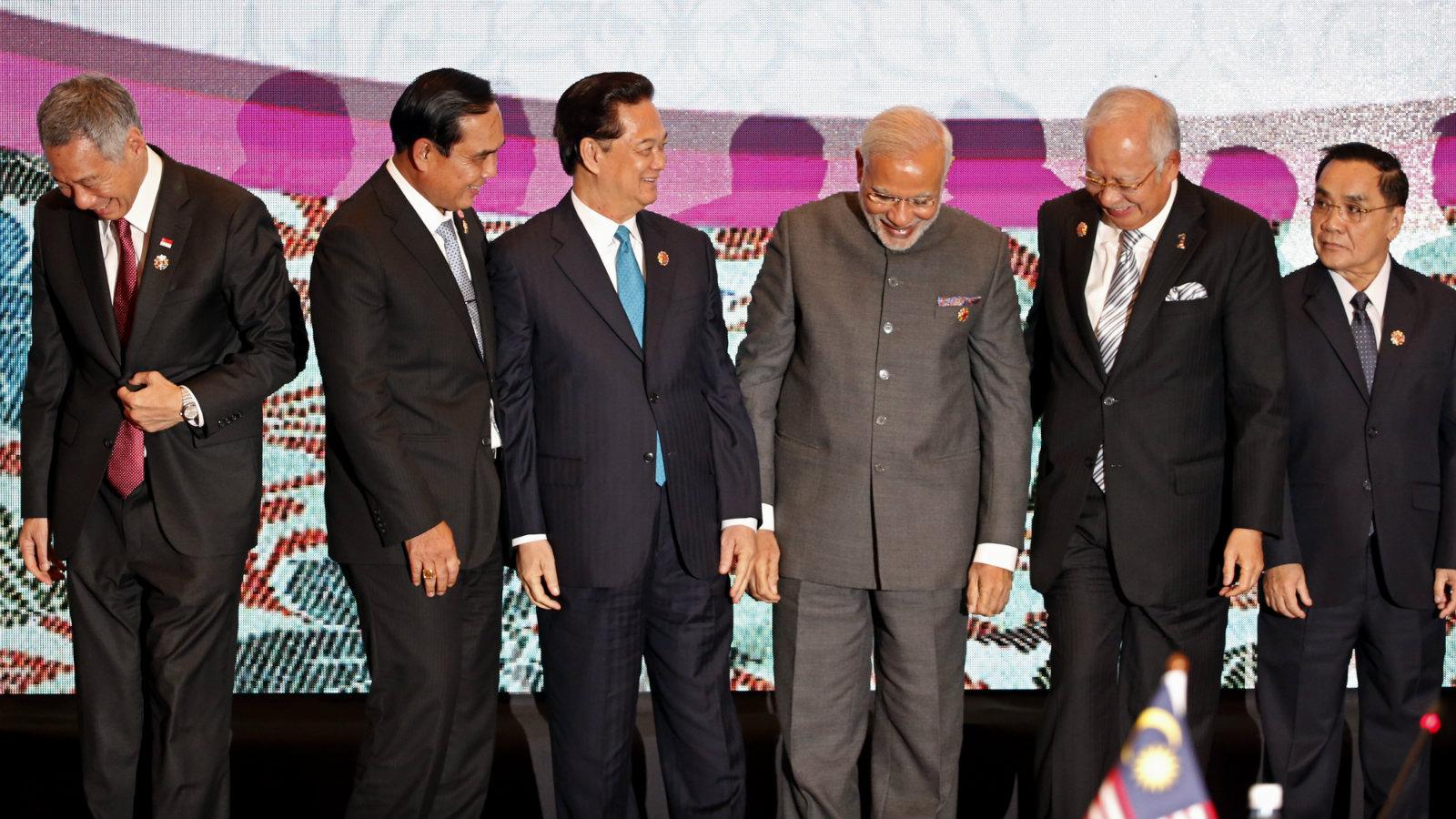 India-Geopolitics-ASEAN