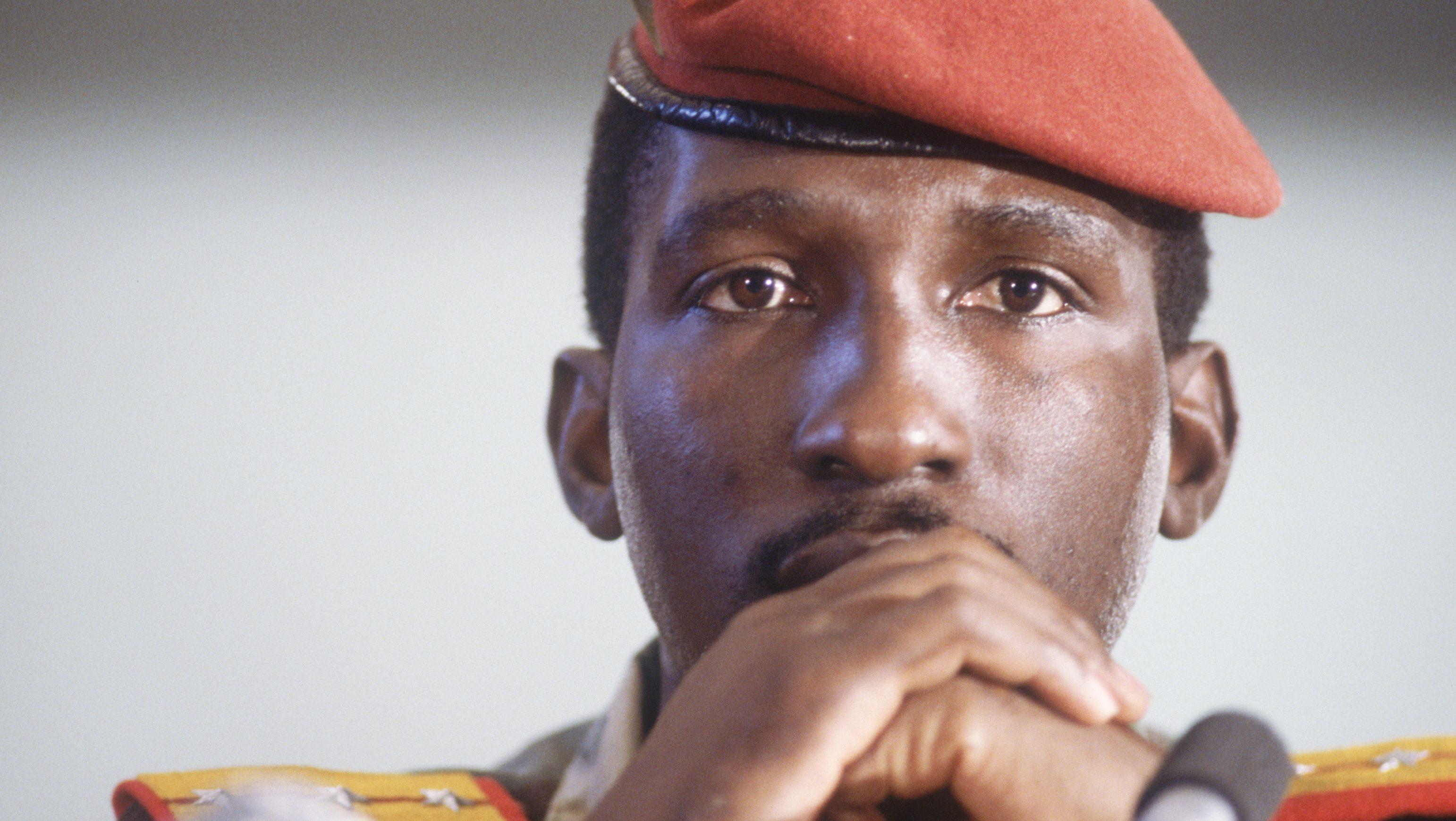 Image result for Thomas Sankara