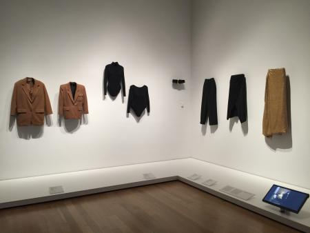 "Donna Karan's Seven Easy Pieces at MoMA ""Is Fashion Modern?"""