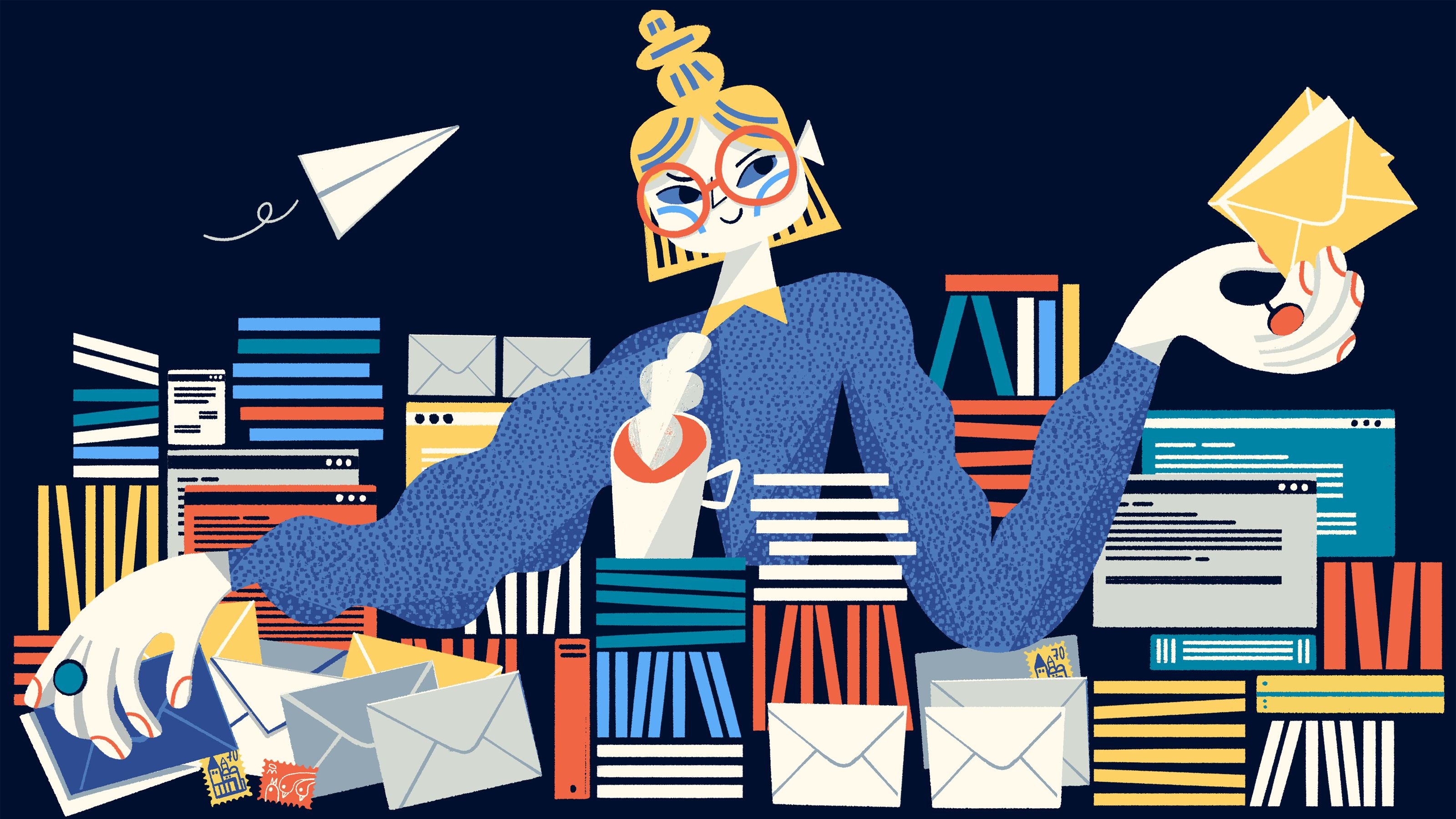 How to manage email: Tips on easy strategies for organizing your inbox