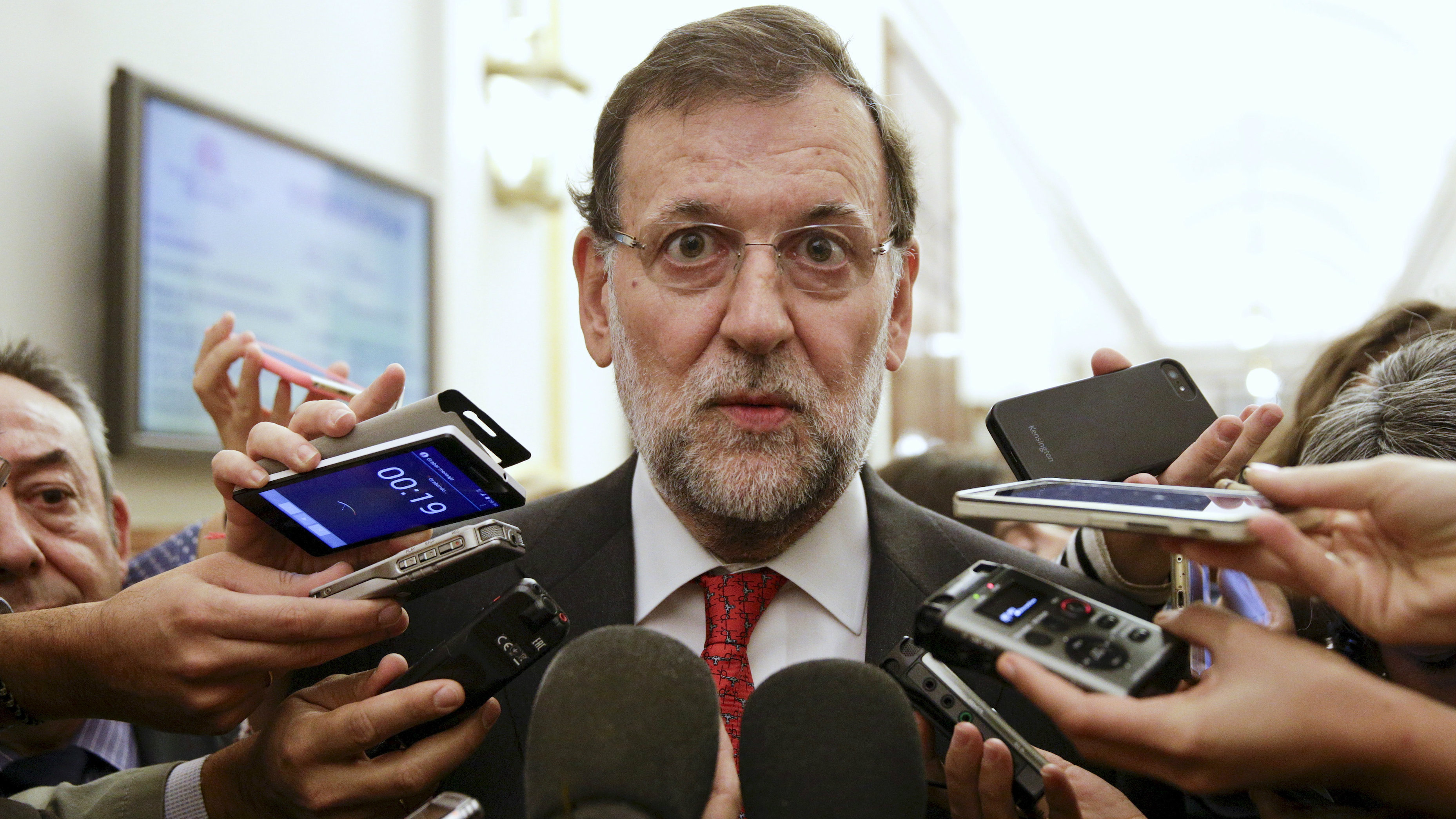No joy for Rajoy.