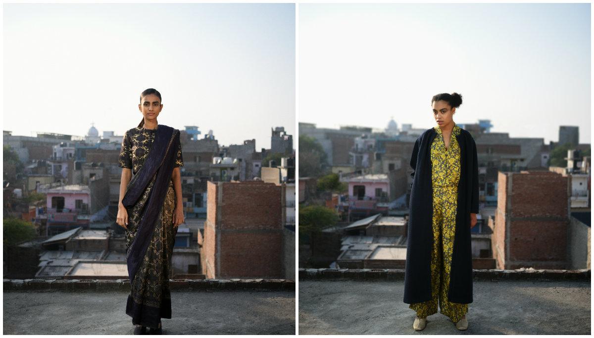 65182cf1ba40 Sanjay Garg s Raw Mango  An Indian designer is turning handwoven ...