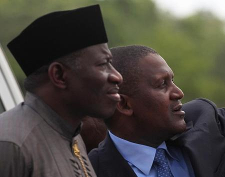 Dangote in Nigeria: Cement, a billionaire and a very