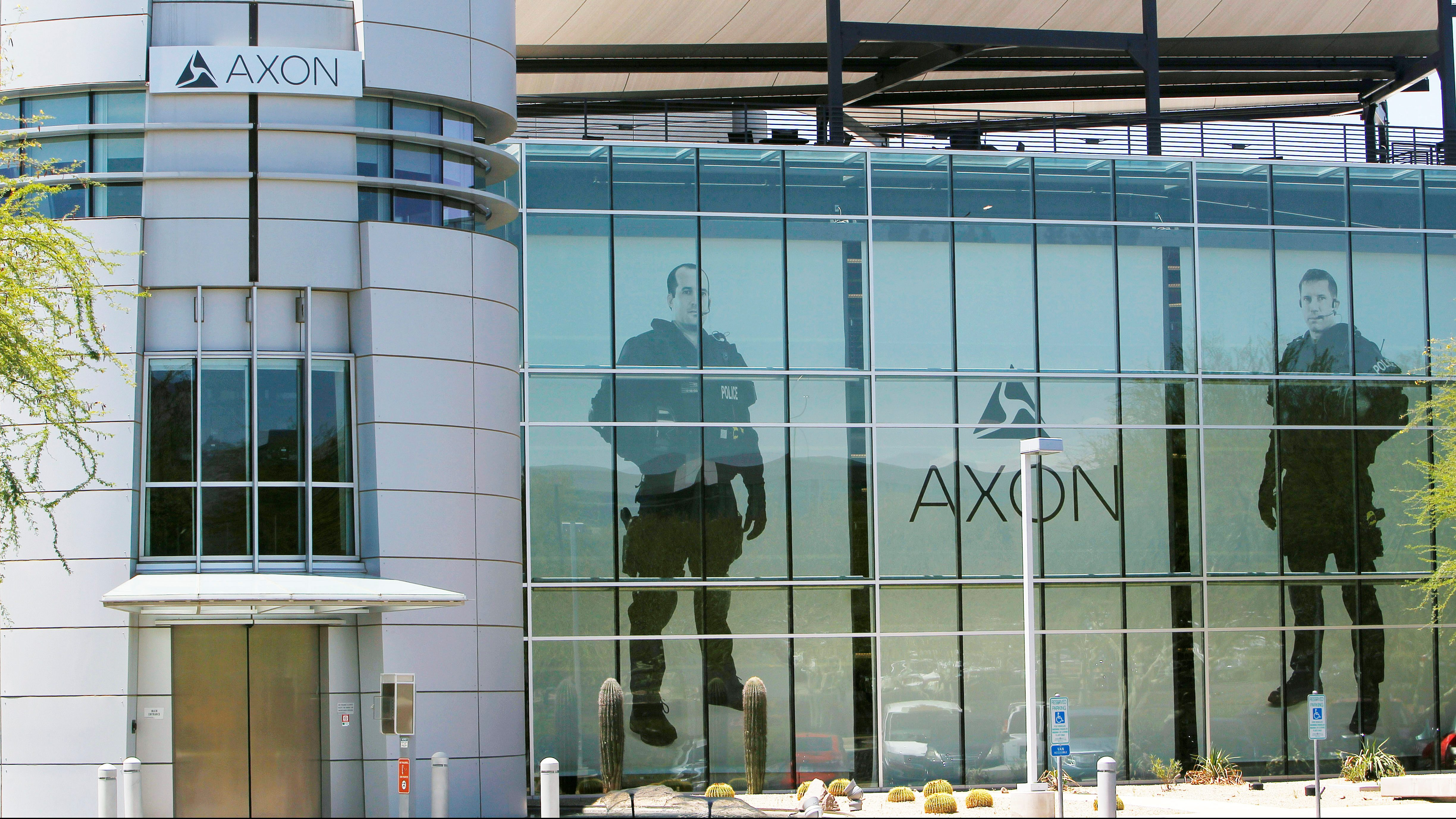 Taser maker Axon Enterprise missed communications from the SEC because of a spam filter.