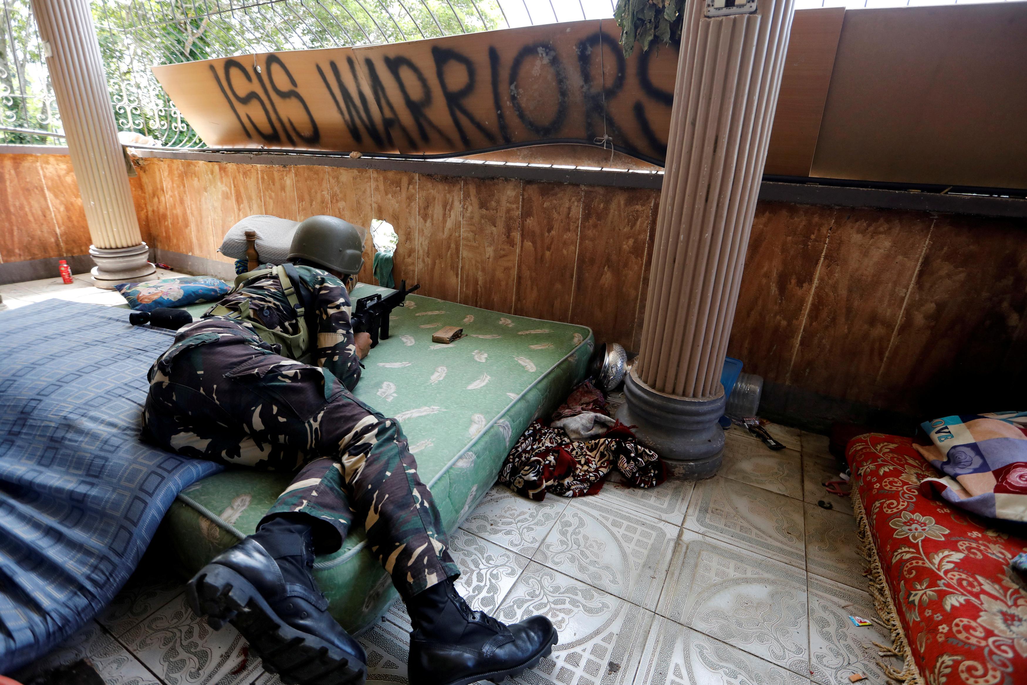 Battle of Marawi: Wanted ISIS terrorist Isnilon Hapilon has