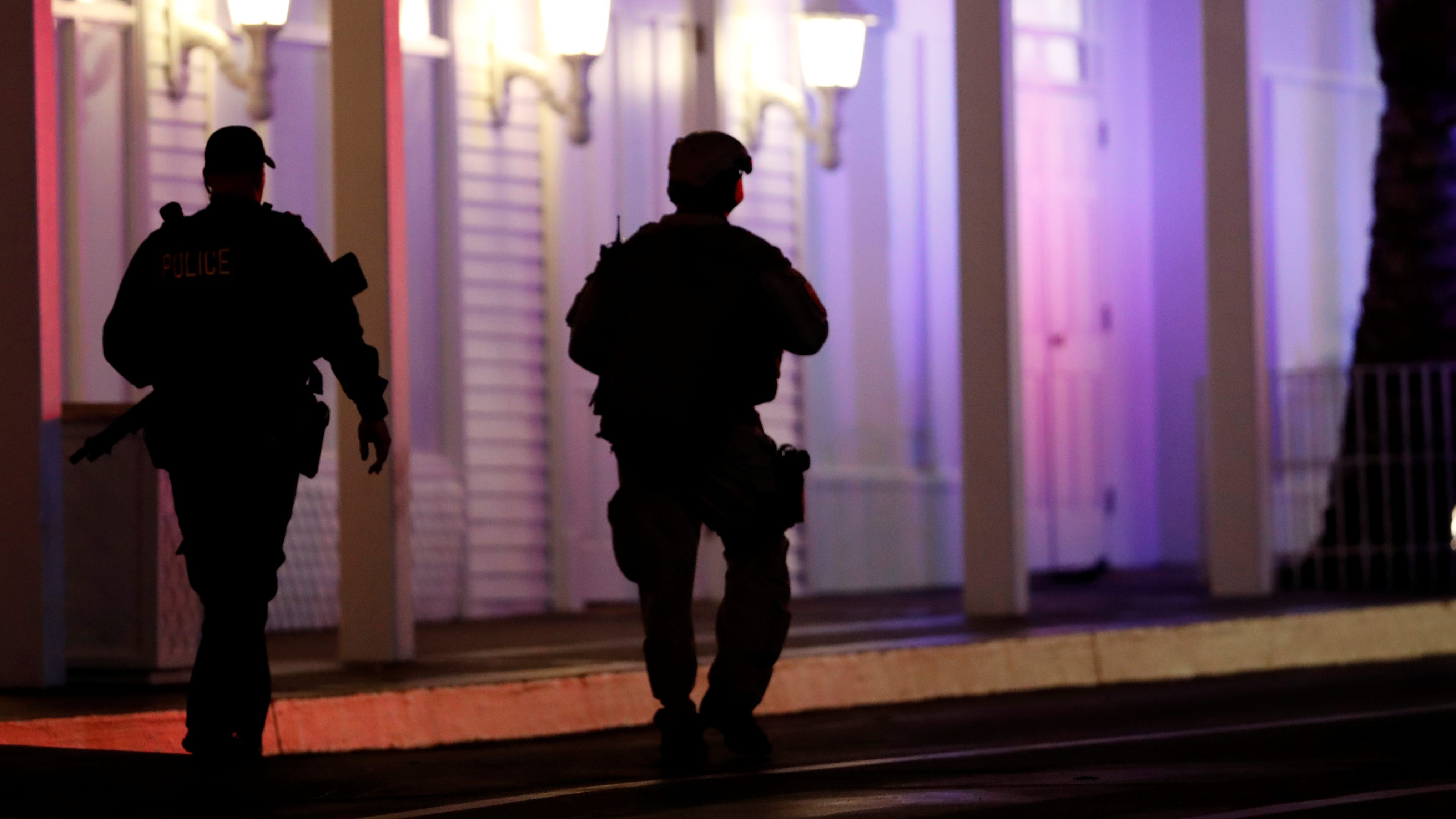 Mass shooting at a music festival on the Las Vegas Strip in Las Vegas