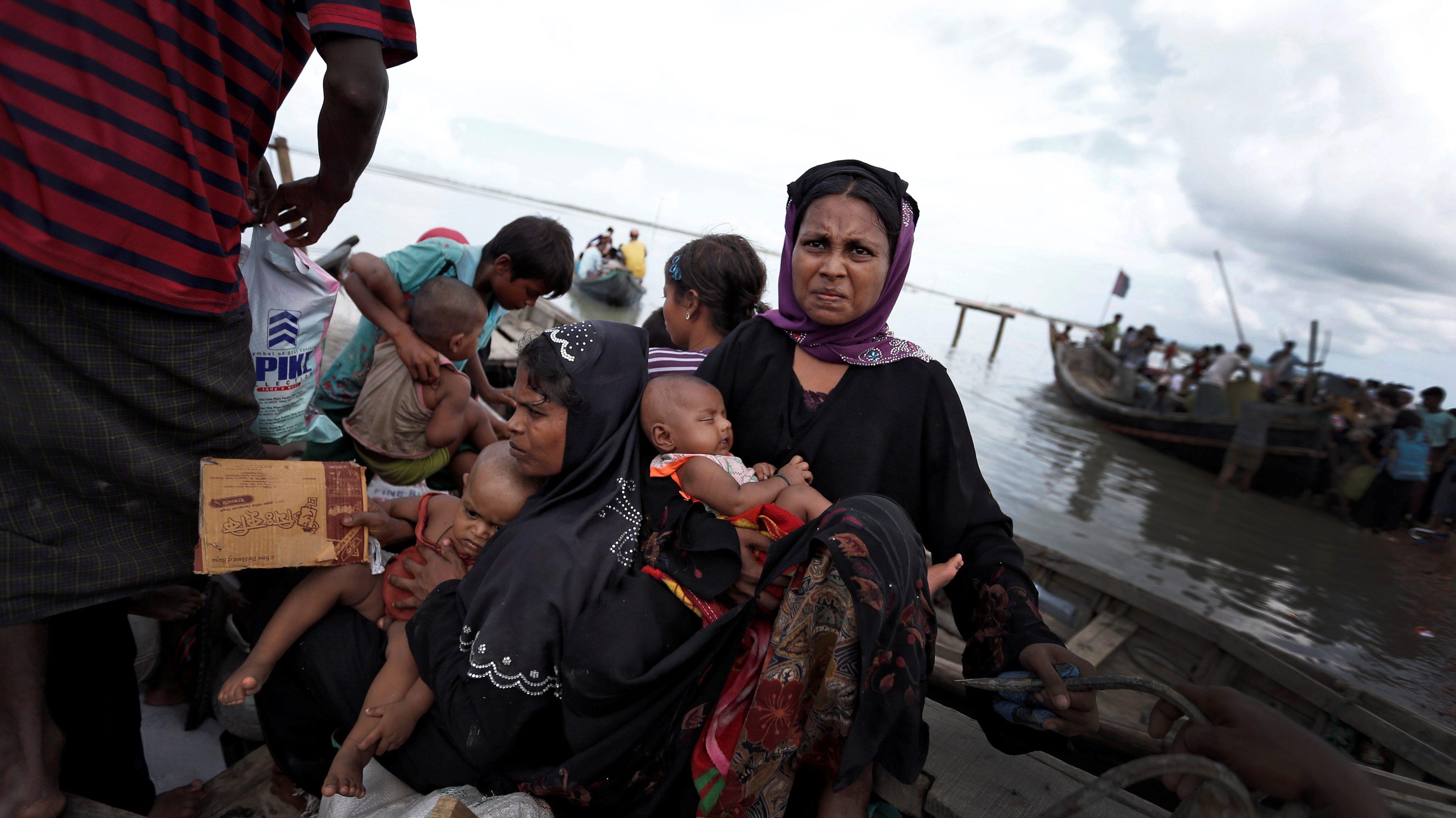 countrys muslim rohingya minority - HD3500×1968
