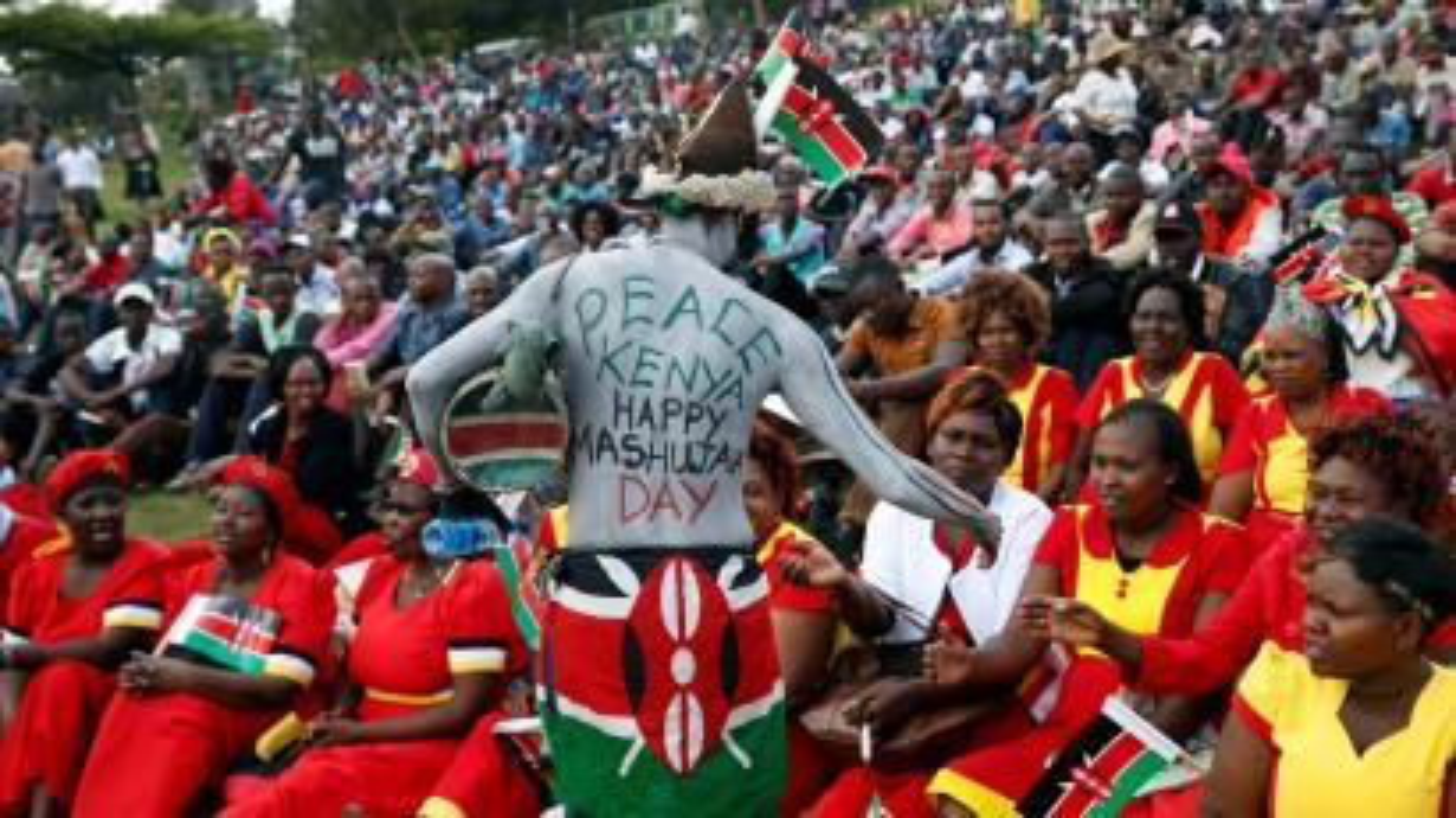 Kenya politics Election 2017: IEBC's Wafula Chebukati, Uhuru ...