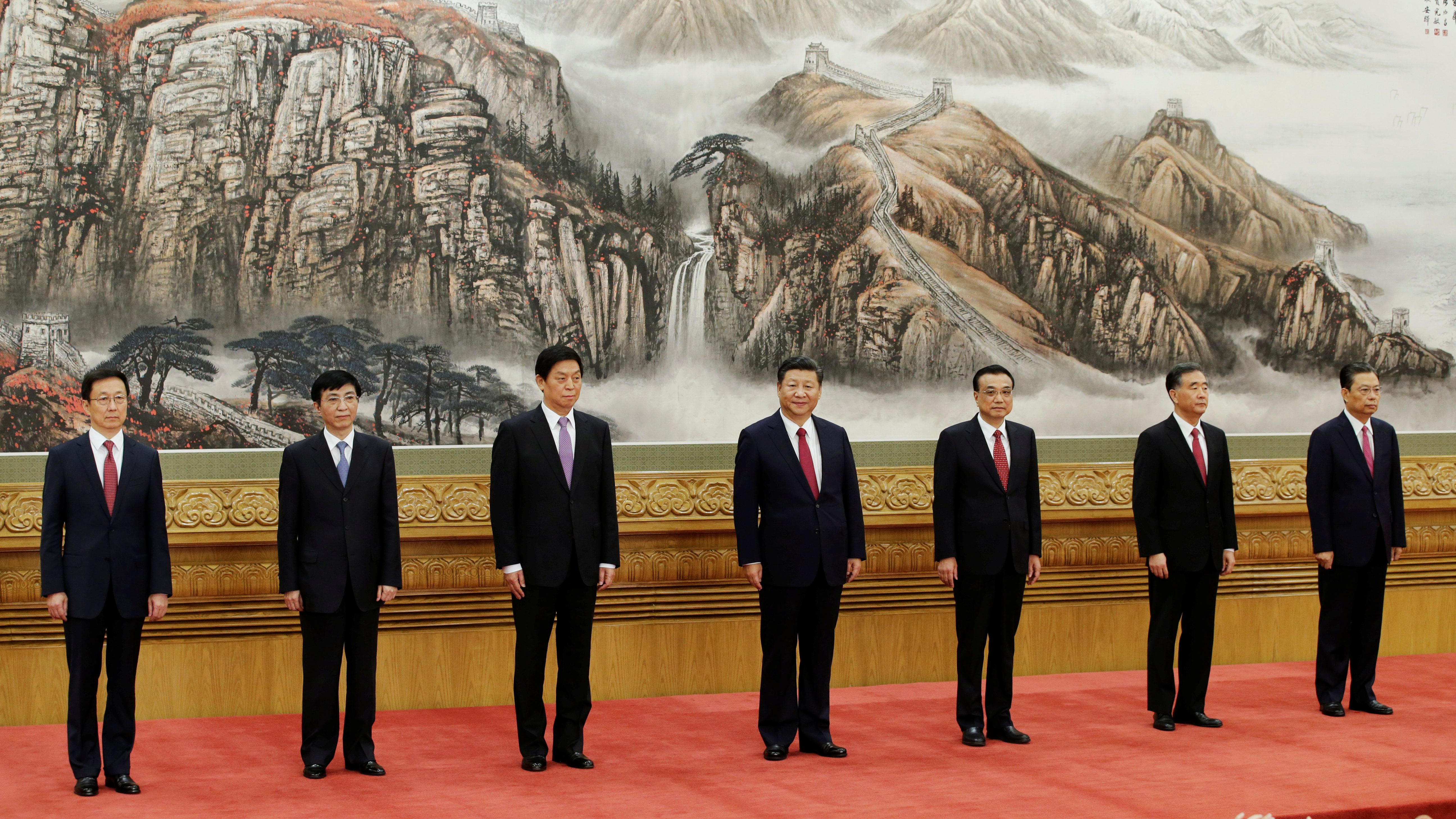 19th Politburo of the Communist Party of China