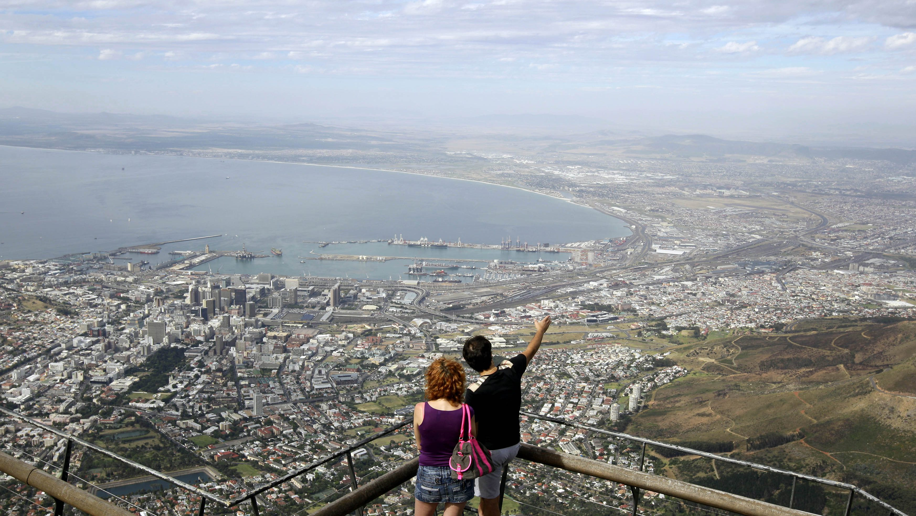 Worst Travel Times To Cape Town