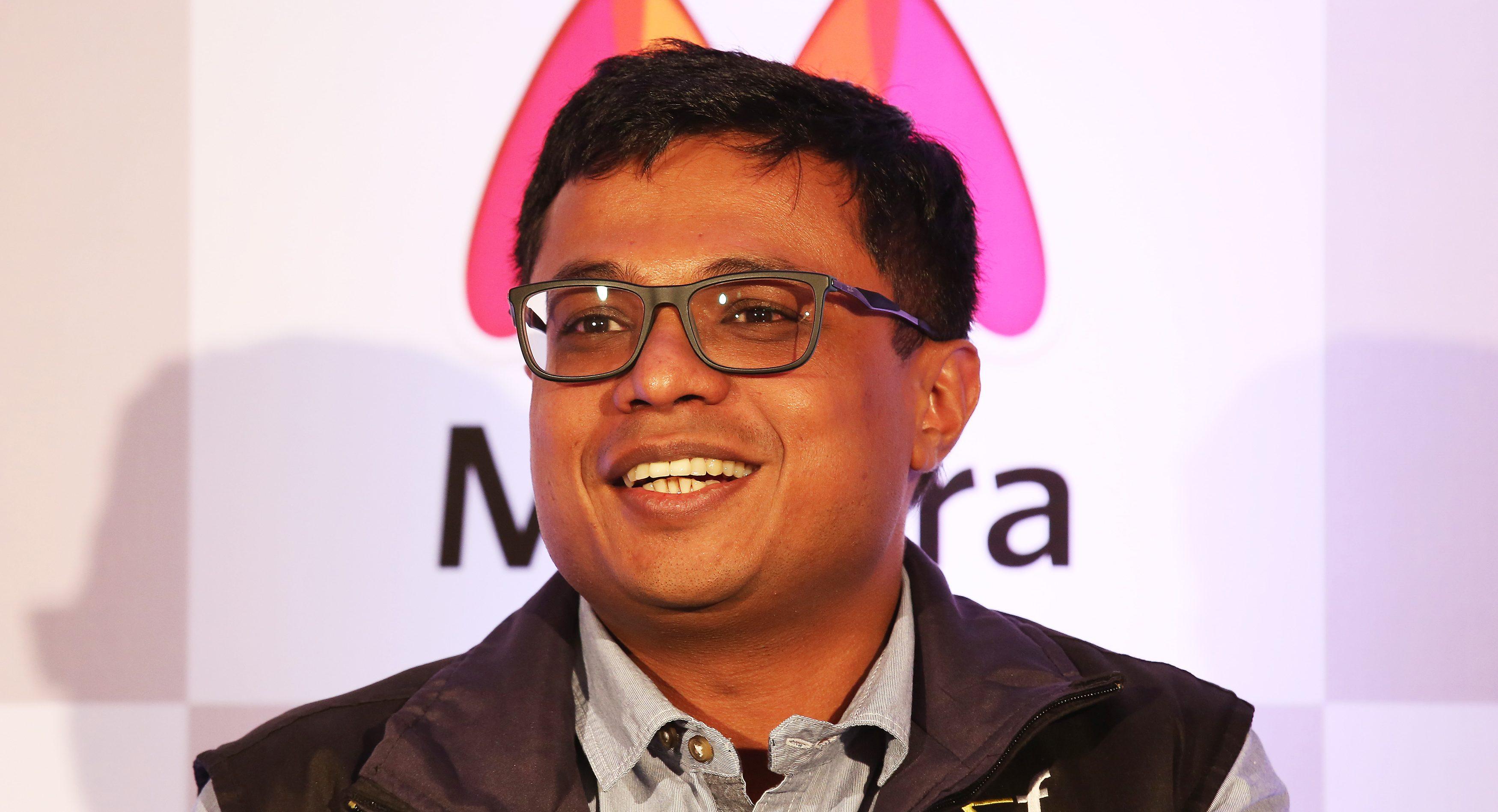 India-Flipkart-Sachin-Bansal-Startup-Twitter