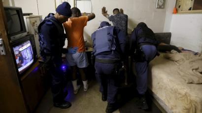 Crime Statistics: South Africa's crime rate has decreased, but violent crime shows a steady increase