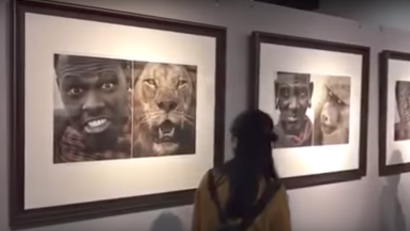 Africans In China Are Infuriated Over A Museum Exhibit Comparing