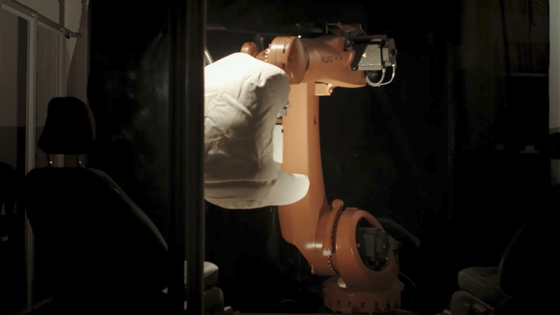 Robot butt Ford