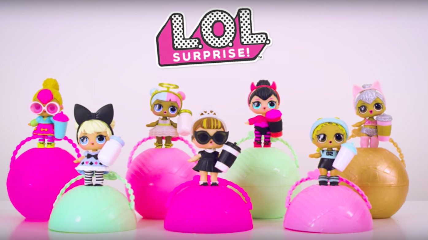 L.O.L 7 Layers of Surprise inside LOL New Surprise! Doll Series 1 UNBOX ME