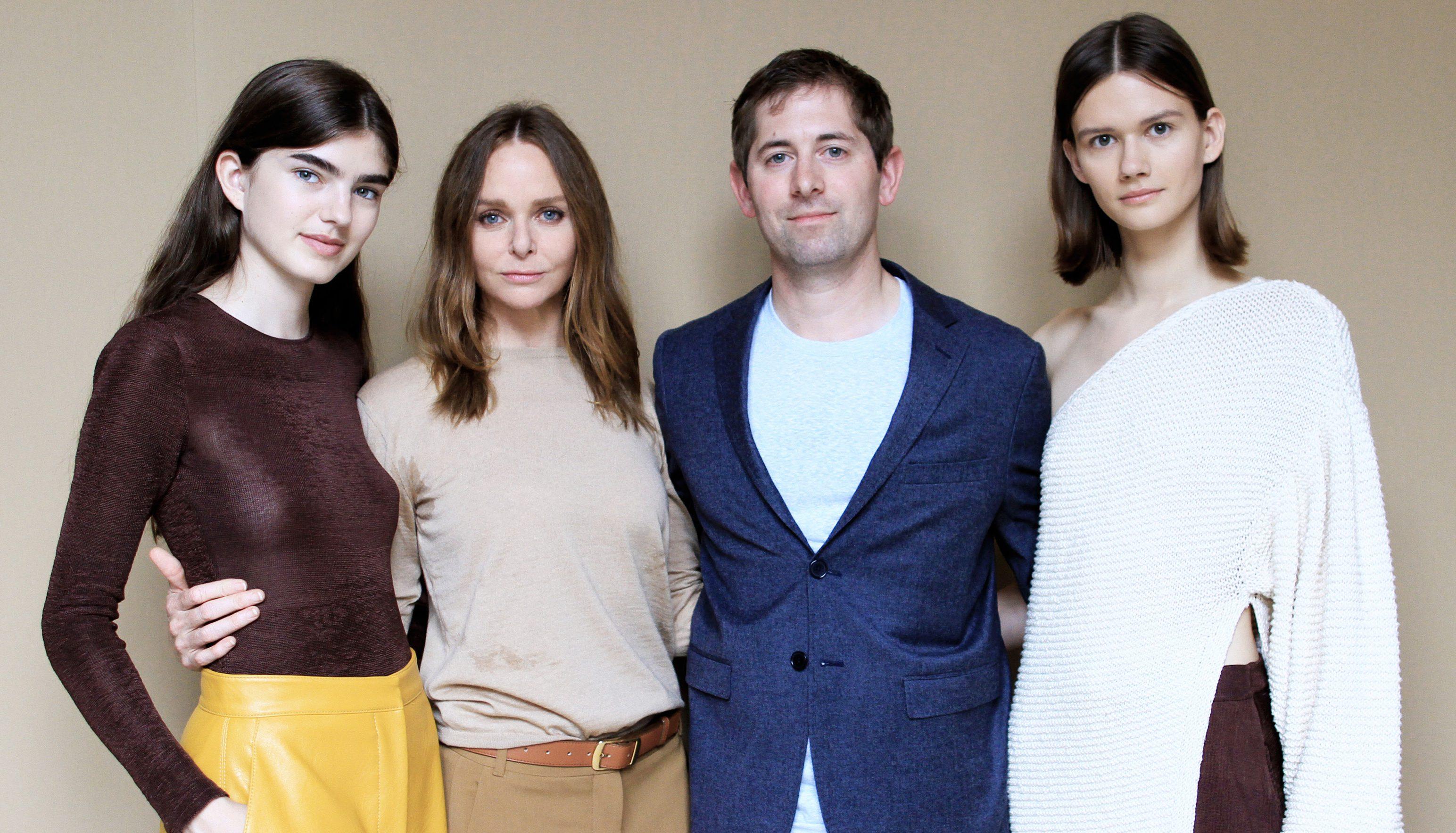 Stella Mccartney S Fashion Line Now Uses High Tech Synthetic Spider Silk Quartz