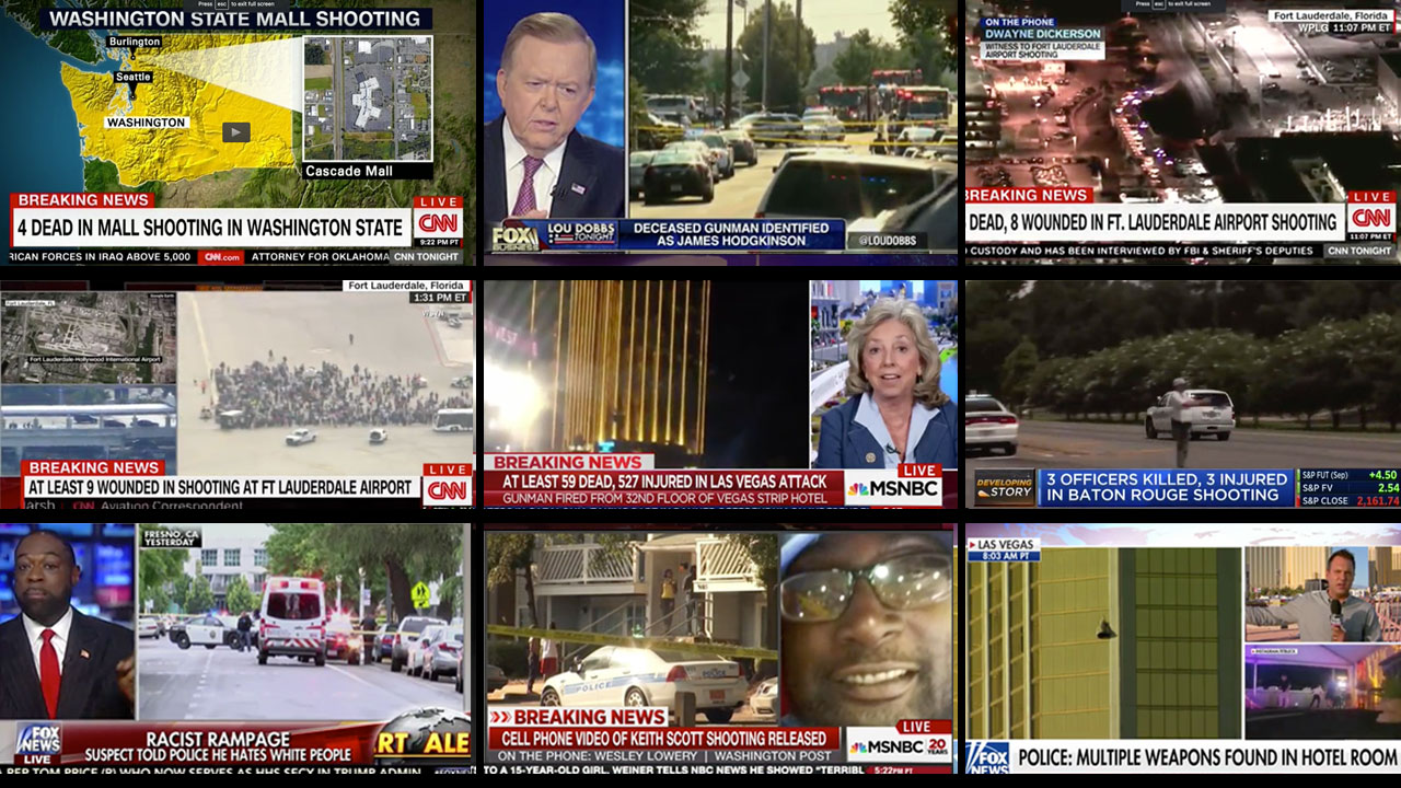 The Media S Language About Killers In Mass Shootings