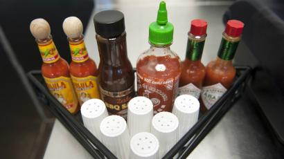 The benefits of going spicy.