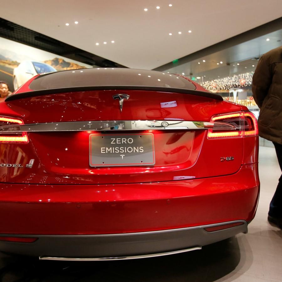 Cars from Tesla's (TSLA) anticipated Shanghai factory are