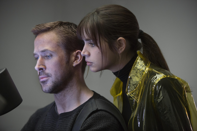 Blade Runner 2049, K and Joi