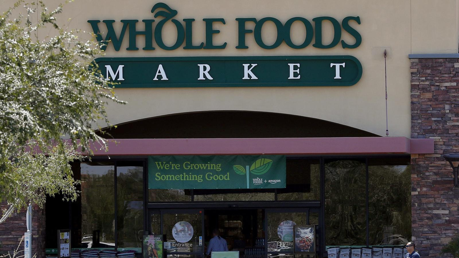 Amazon Amzn Just Explained How Whole Foods Fits Into Its Plan For