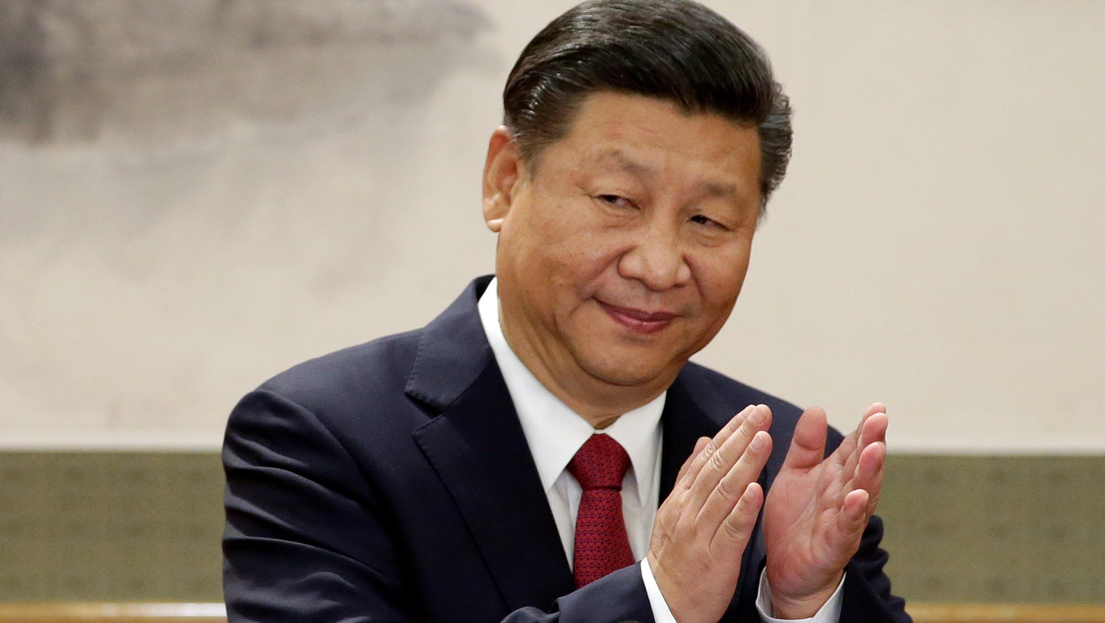 xi jinping title xi jinping is not the president of china quartz