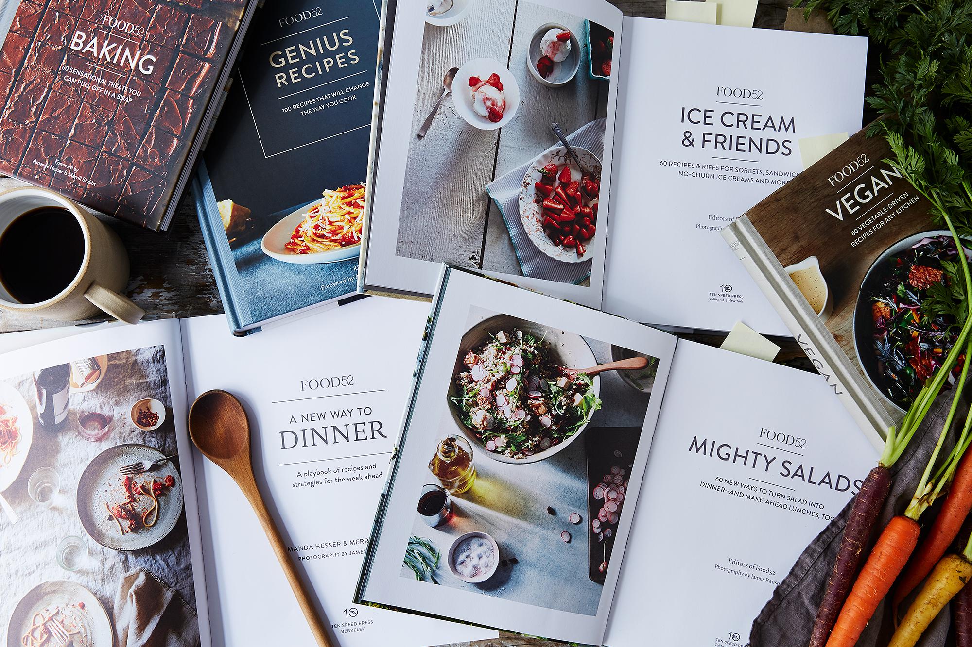 Food52 cookbooks