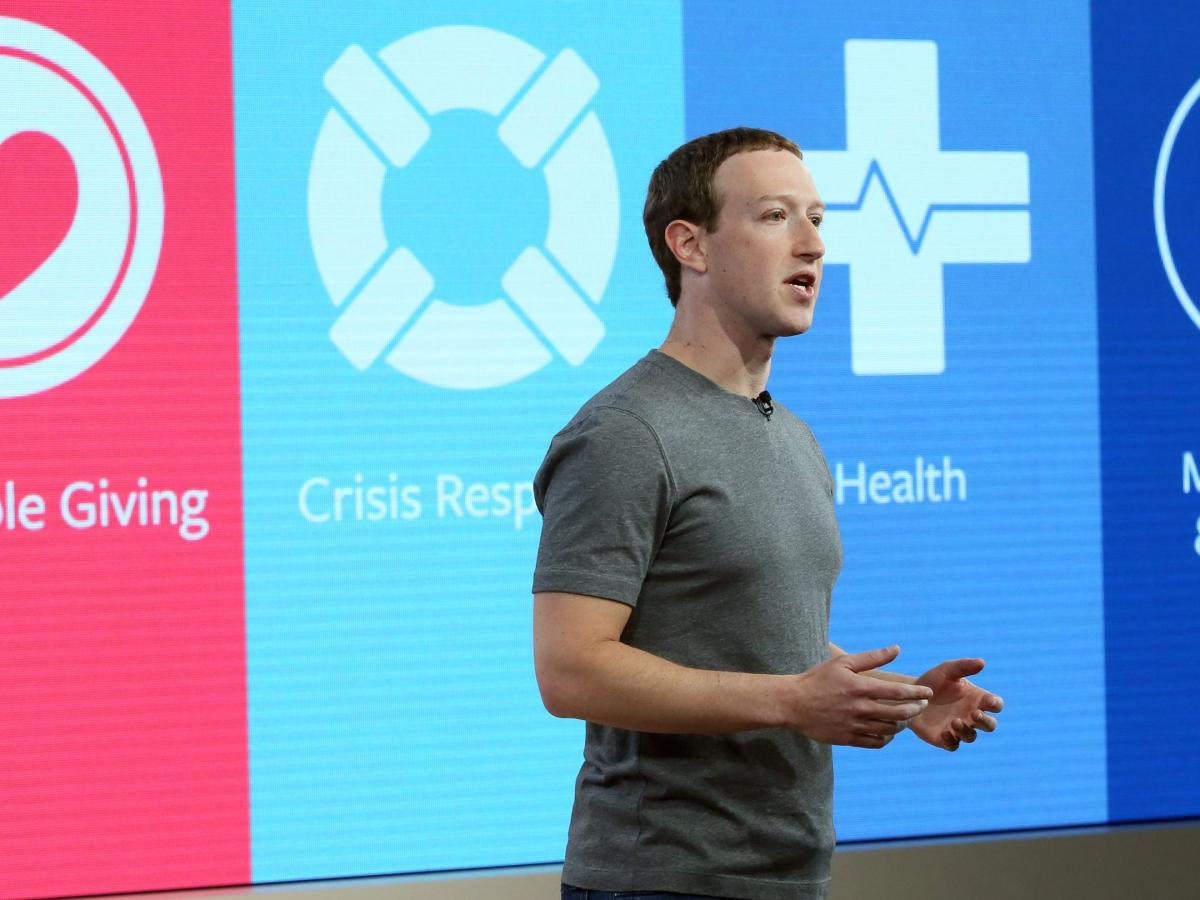 Facebook is dropping its fundraising fees for non-profits