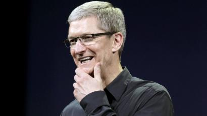 Apple CEO Tim Cook is facing the most marginal of increases in his UK tax bill.