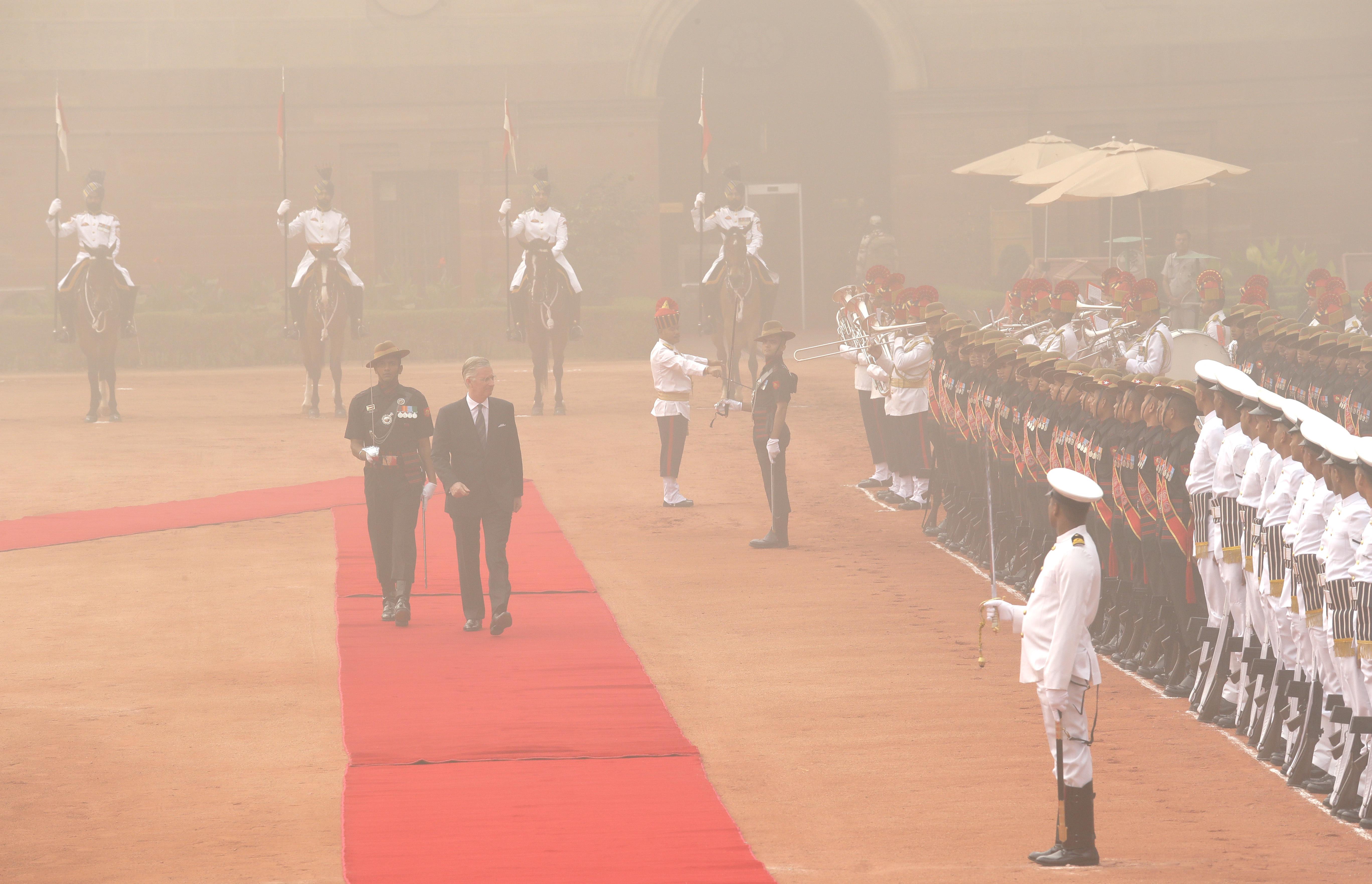 India-Delhi-Smog