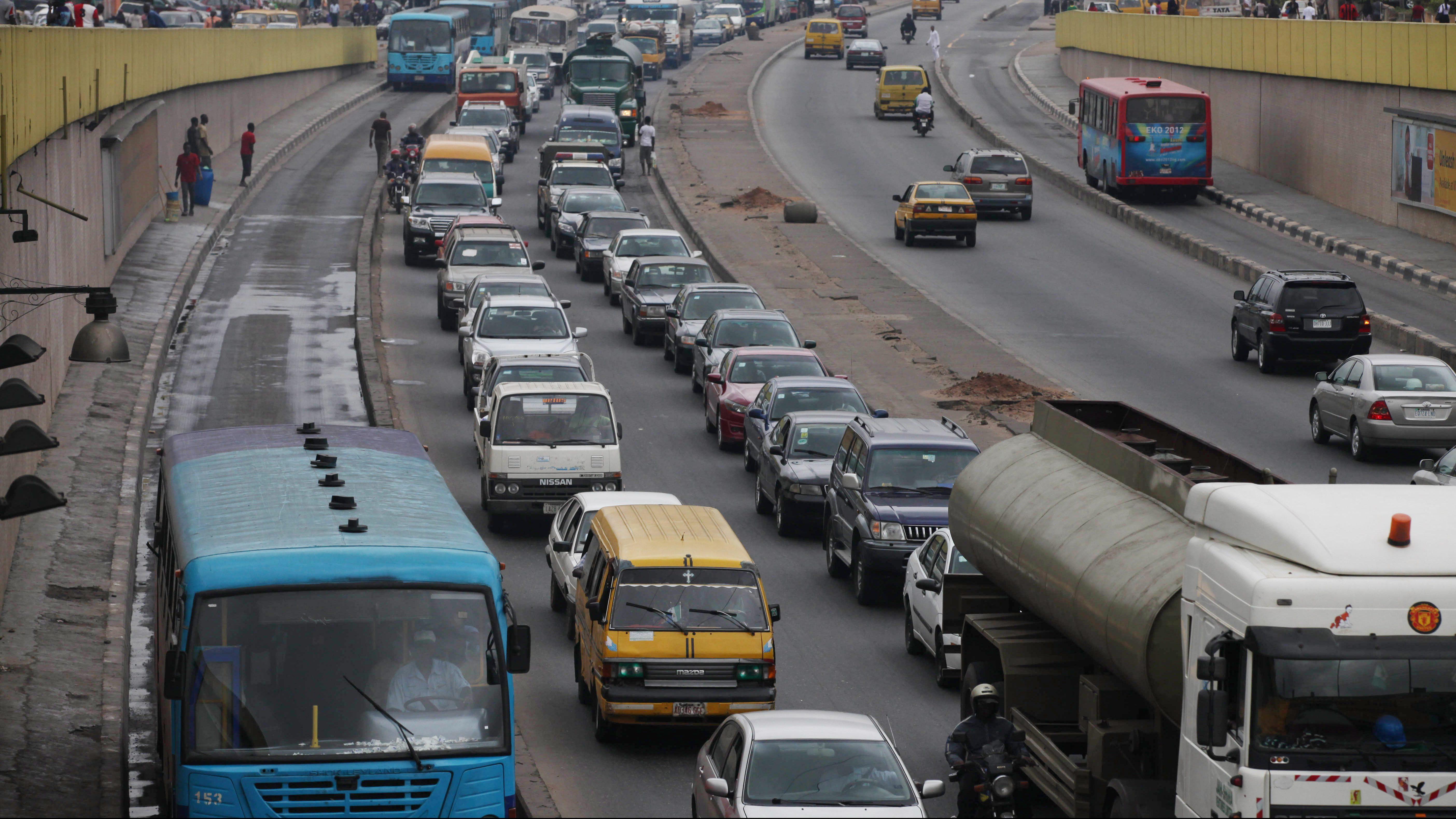 Nigeria Go Slow Nation