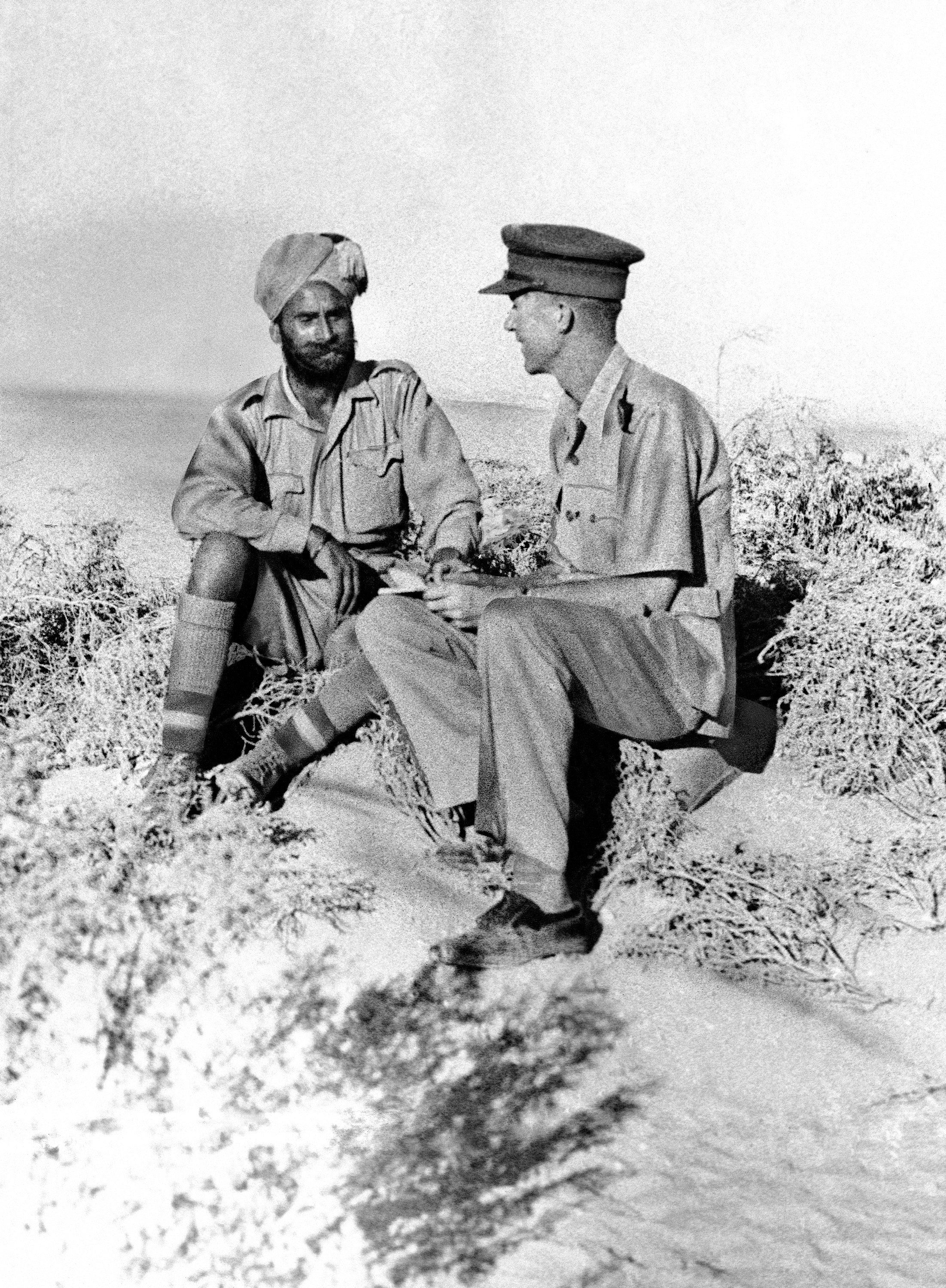 Remembrance day-India-Sikh regiment