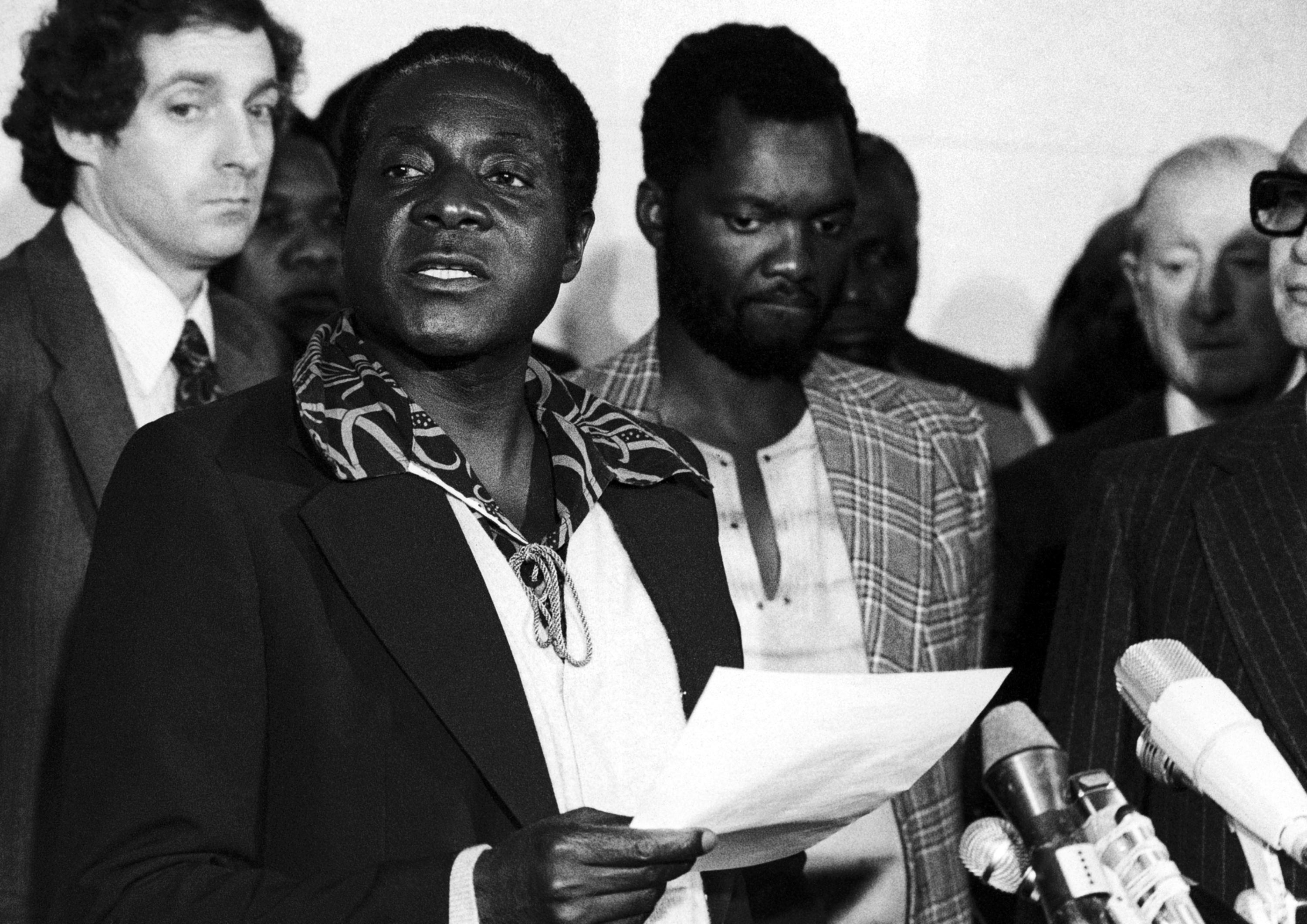 How Robert Mugabe went from teacher to liberator to oppressor and now, deposed leader