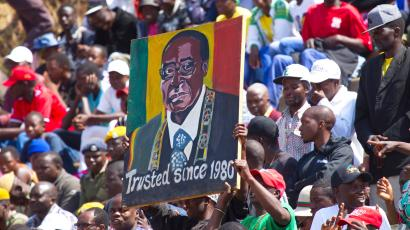 How Robert Mugabe went from school teacher then liberator to deposed autocrat