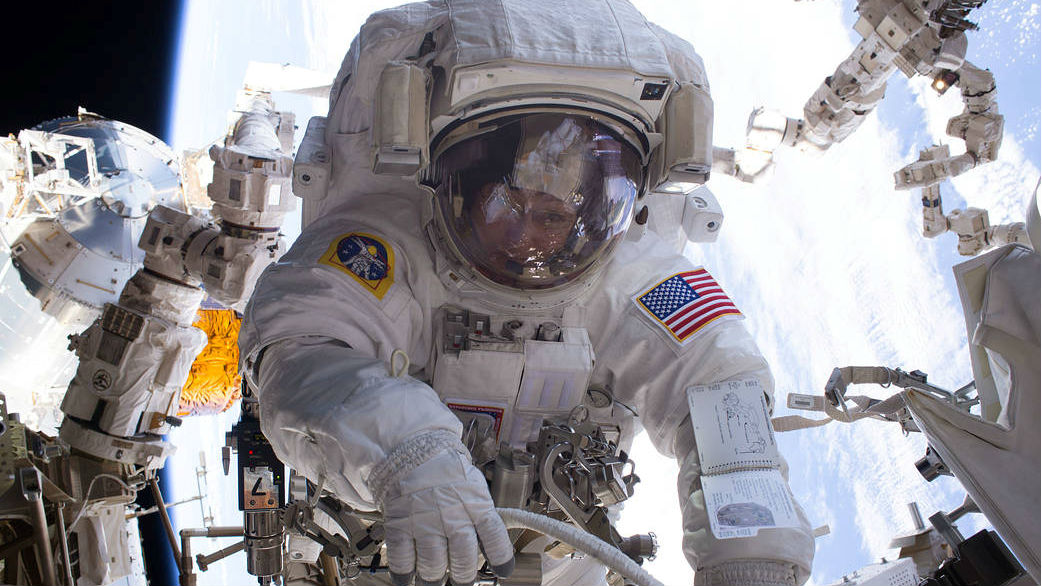 astronauts after being in space - photo #49