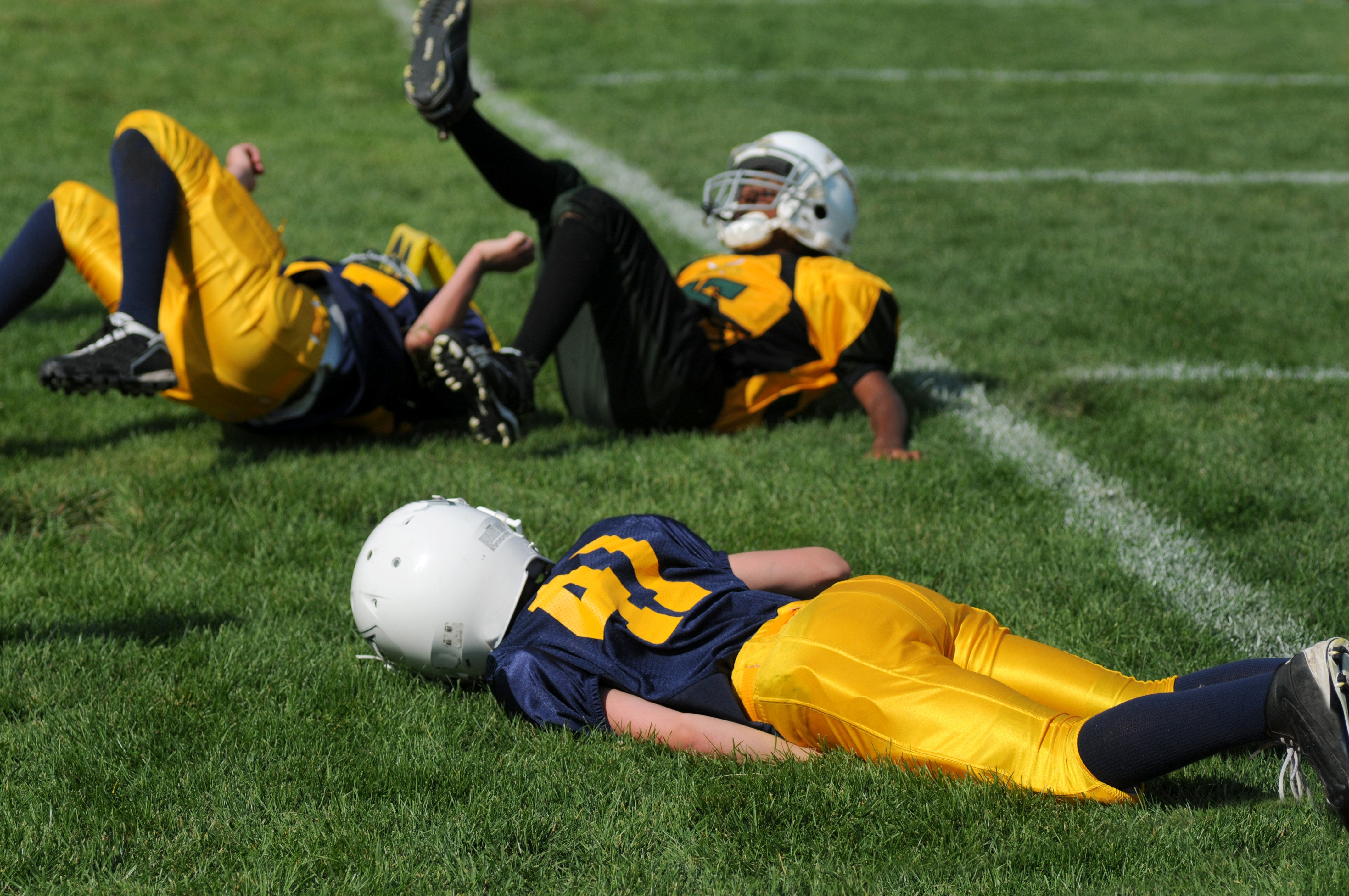 What do they do to see if you have a concussion