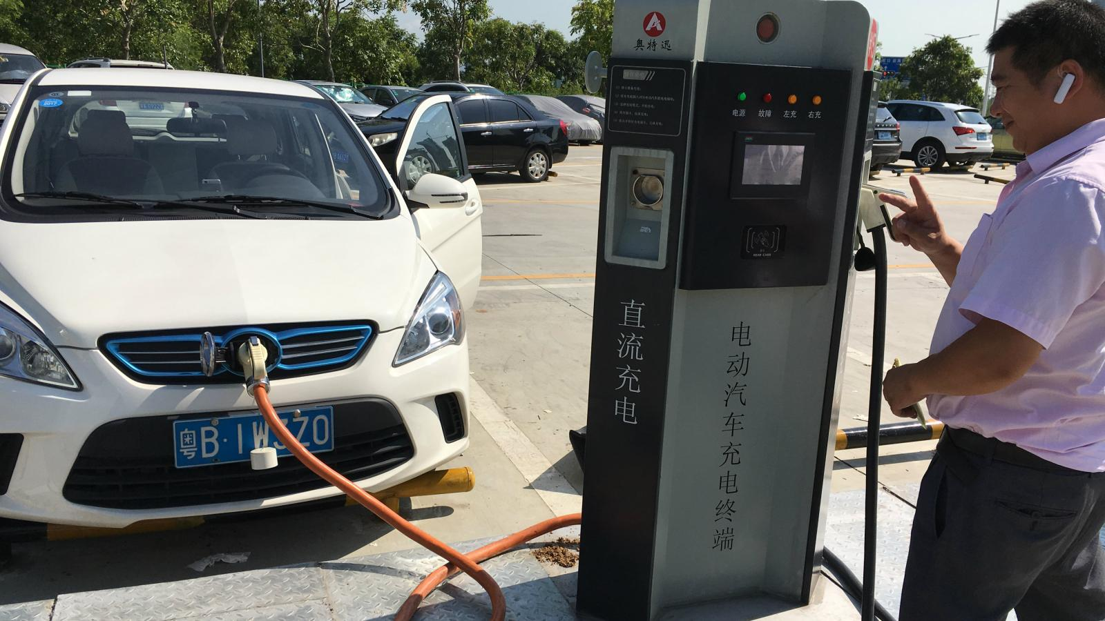 Didi Chuxing Plans To Build Electric Vehicle Charging Stations Across China Quartz,Best Artificial Christmas Tree 2020 Uk