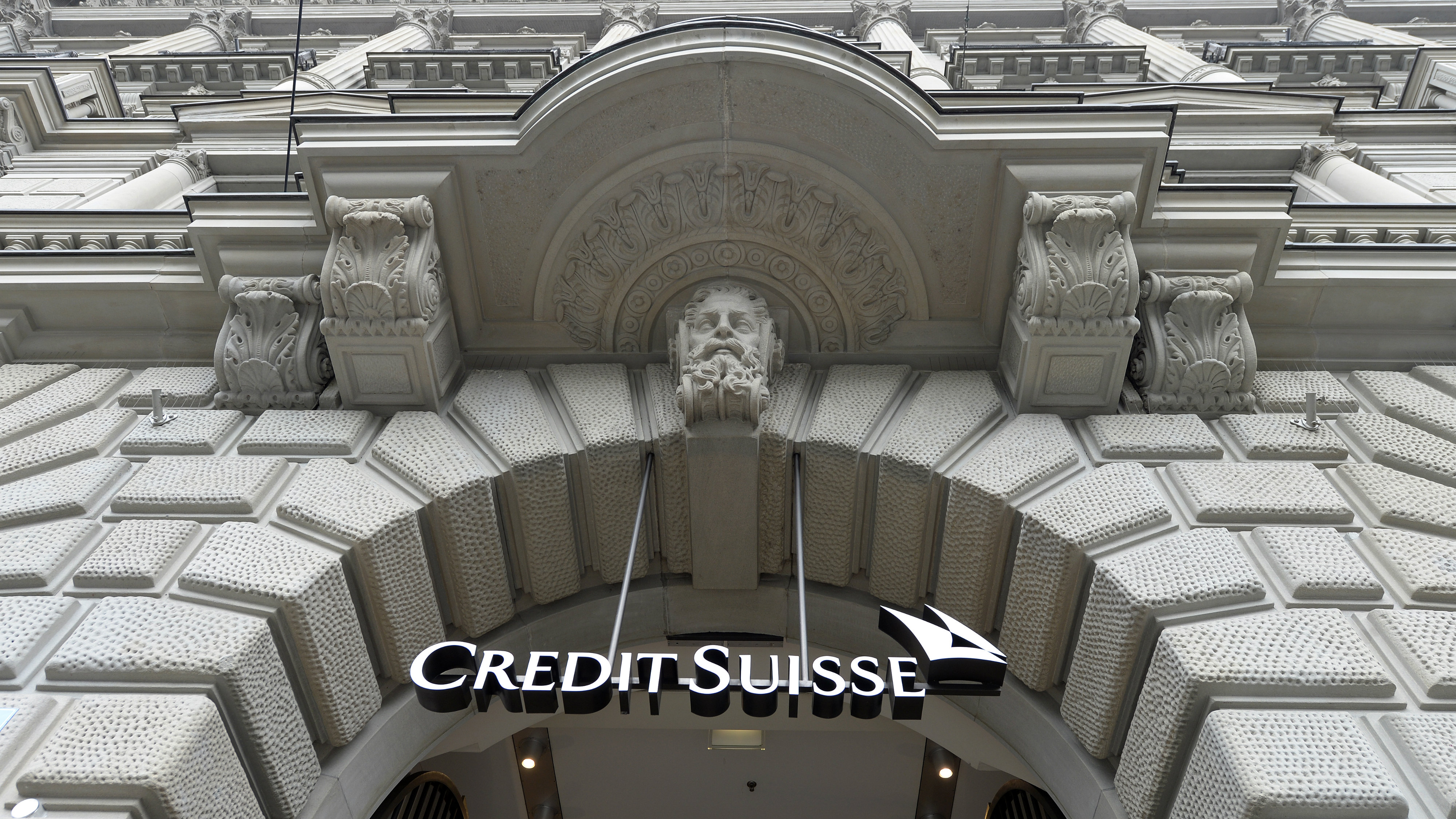 file picture dated 21 October 2015 shows Swiss bank Credit Suisse in the headquarter on Paradeplatz in Zurich, Switzerland. Credit Suisse has agreed to pay US authorities 2.48 billion US dollars to settle claims that it misled investors in residential mortgage-backed securities it sold in the run-up to the 2008 financial crisis, Credit Suisse stated on 23 December 2016.