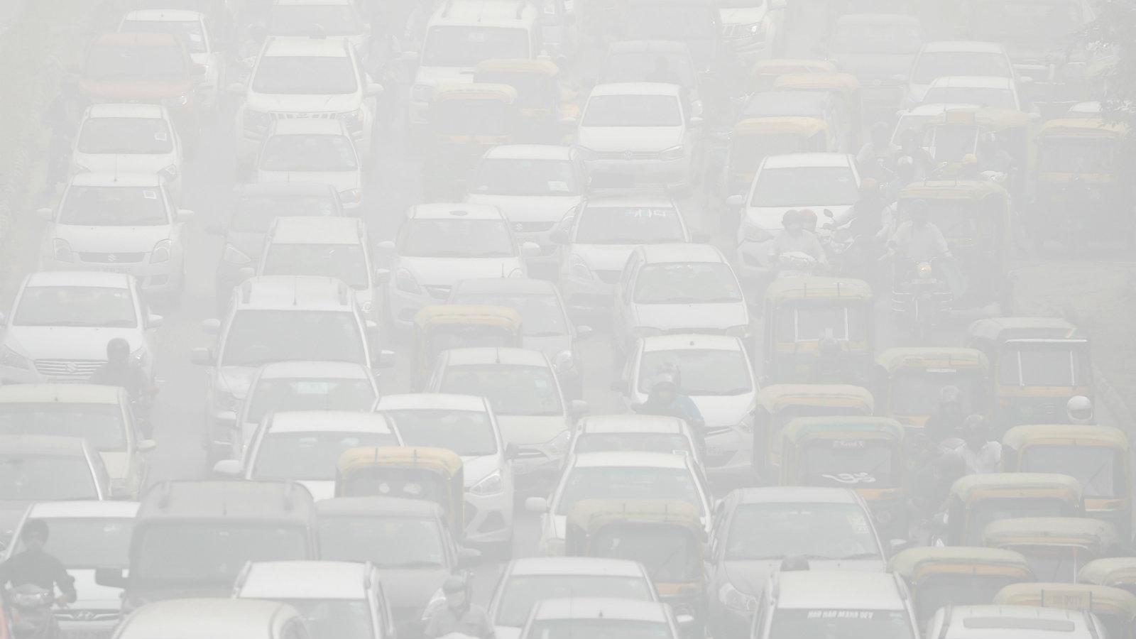 India-Environment-Delhi-Pollution