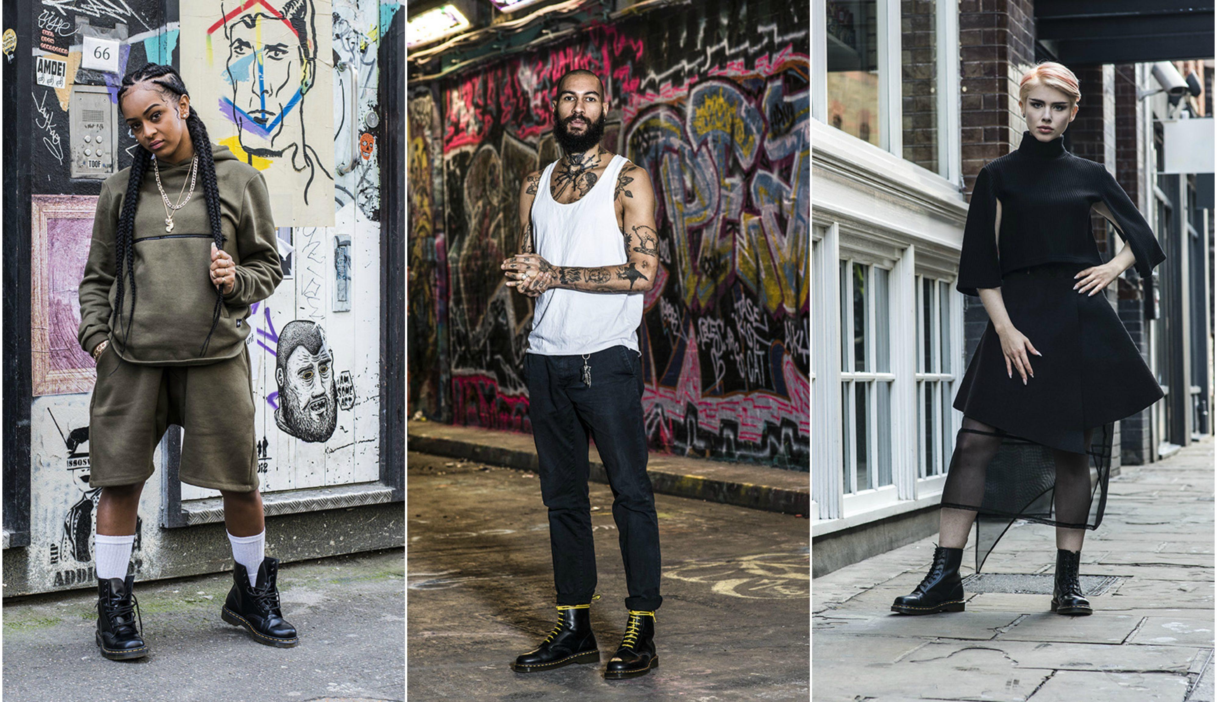 b0a139c1fb4 Doc Martens are cool again with a new fashion customer — Quartzy
