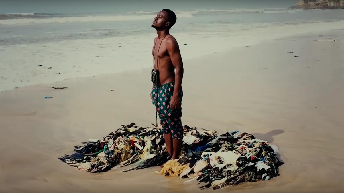 Ghana's hip hop stars Eli, Akan, Worlasi, Azizaa, Kwame