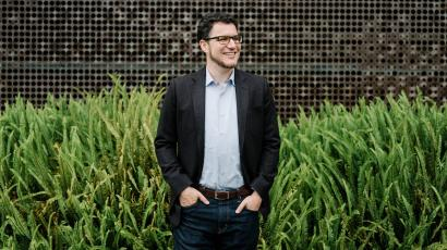 Eric Ries, author of The Lean Startup and The Startup Way
